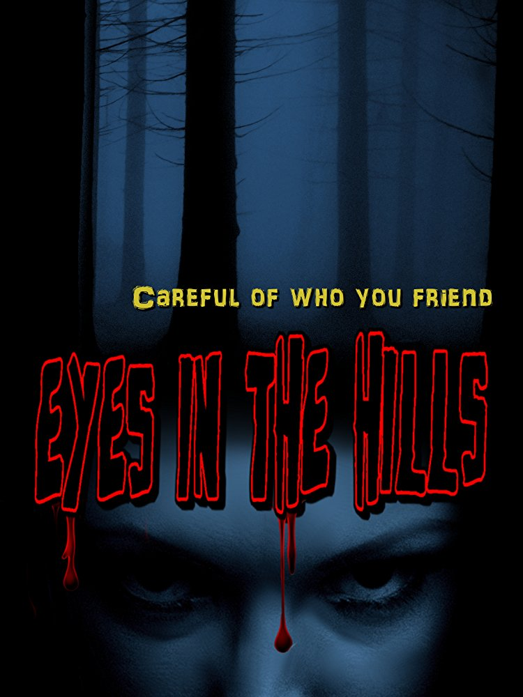 Eyes In The Hills 2018 HDRip XviD AC3 EVO