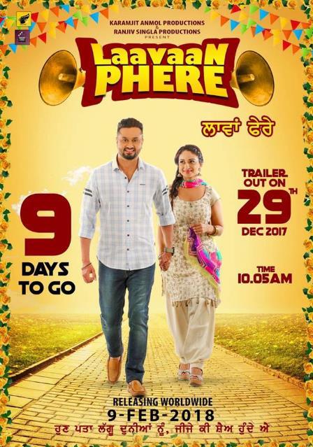 Laavaan Phere (2018) Punjabi 720p DTHRip x264-DLW