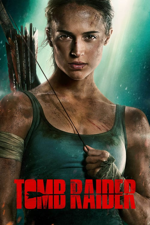 Tomb Raider 2018 COMPLETE UHD BLURAY-COASTER