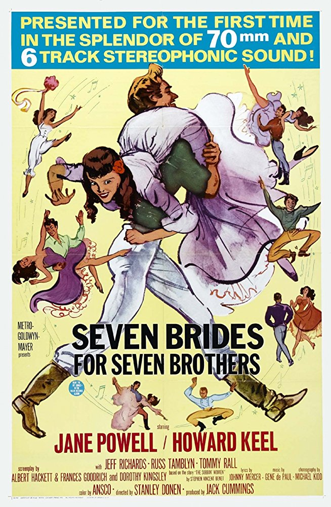 Seven Brides for Seven Brothers 1954 Alt WS Version 720p BluRay x264-PSYCHD
