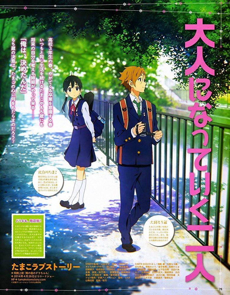 Tamako Love Story 2014 720p BluRay x264-HAiKU