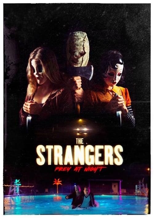 The Strangers Prey at Night 2018 DVDR-JFK