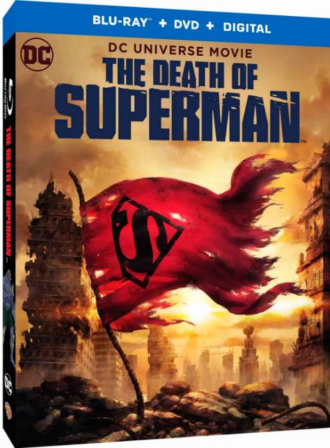 The Death of Superman (2018) BRRip XviD AC3-EVO