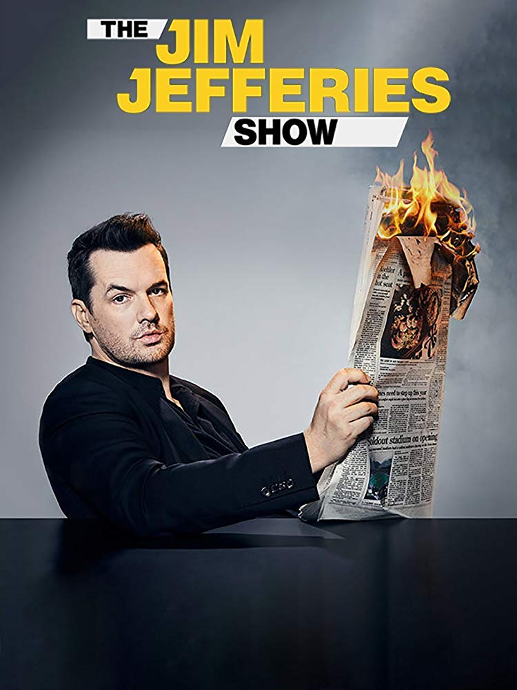 The Jim Jefferies Show S02E09 Why Scared White People Keep Calling 911 720p AMZN WEBRip DDP2 0 x264-NTb