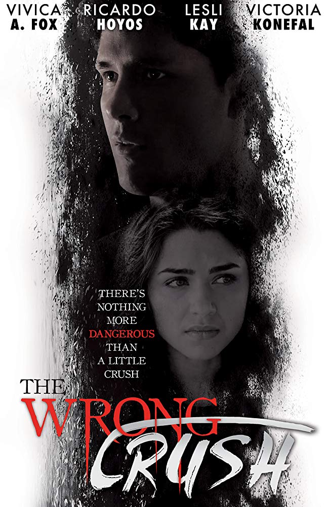 The Wrong Crush (2017) HDRIp AC3 X264-CMRG