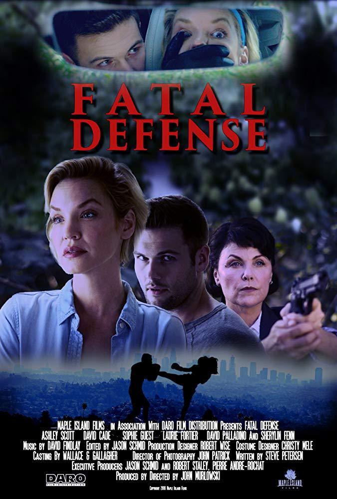 Fatal Defense 2017 HDRip AC3 X264-CMRG