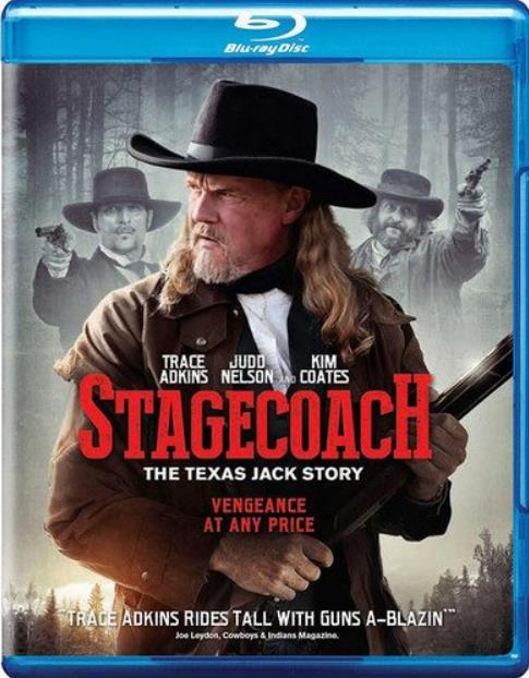 Stagecoach The Texas Jack Story (2016) 720p BRRip x264-DLW