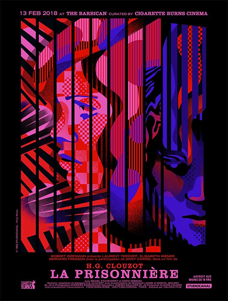 La Prisonniere 1968 720p BluRay x264-GHOULS