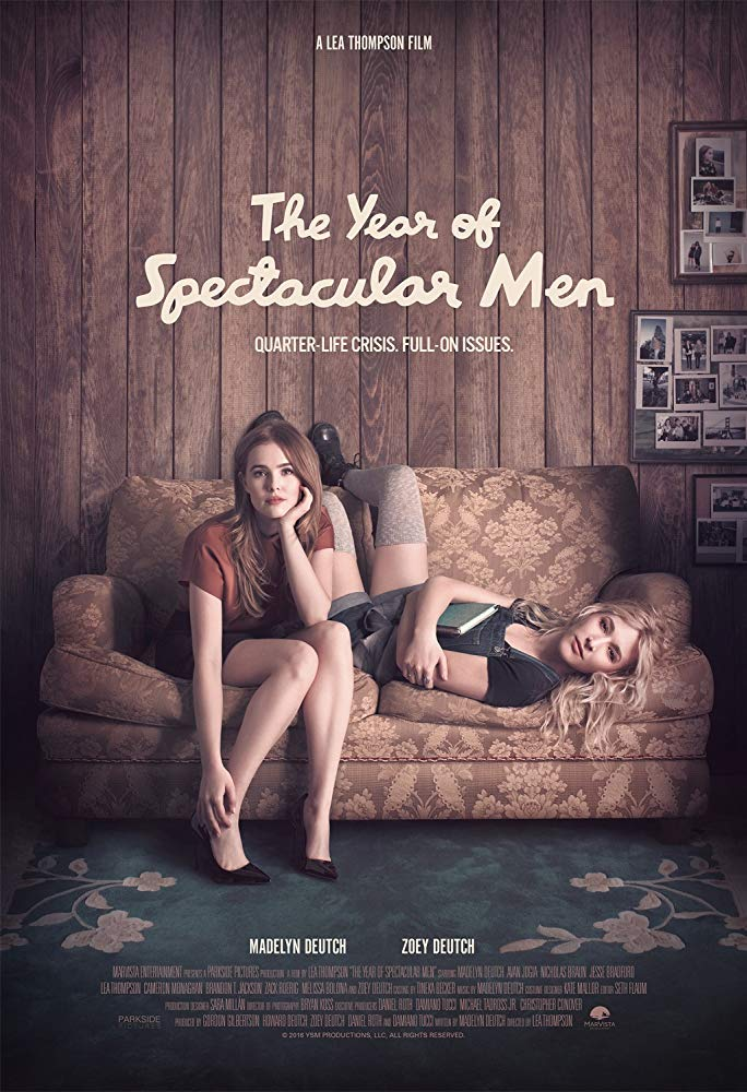 The Year Of Spectacular Men (2017) HDRip XviD AC3-EVO