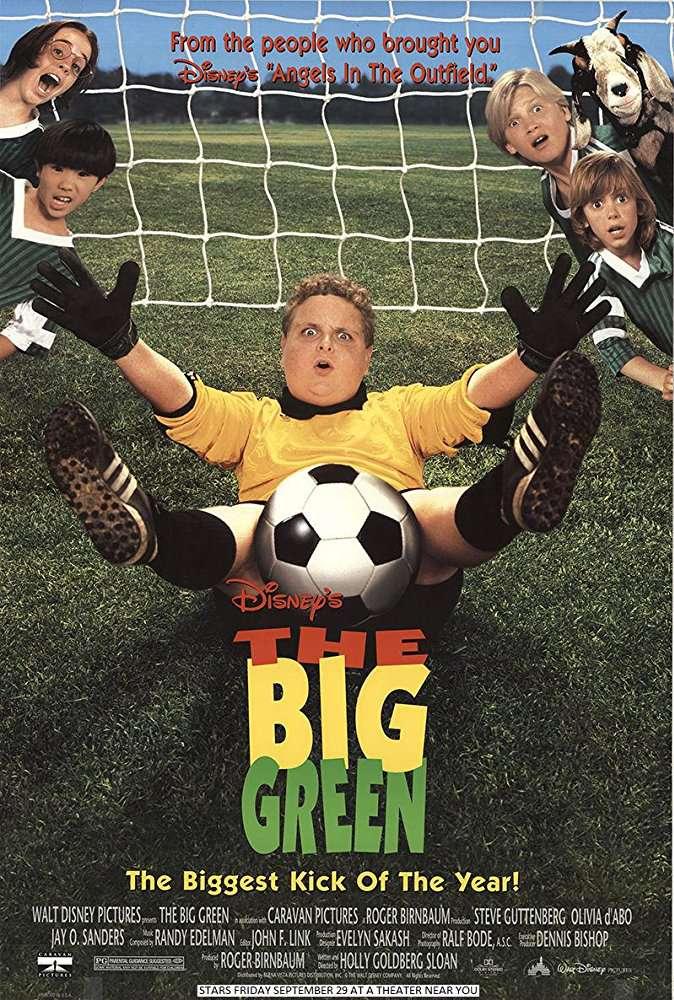 The Big Green 1995 DVDRip x264-NoRBiT