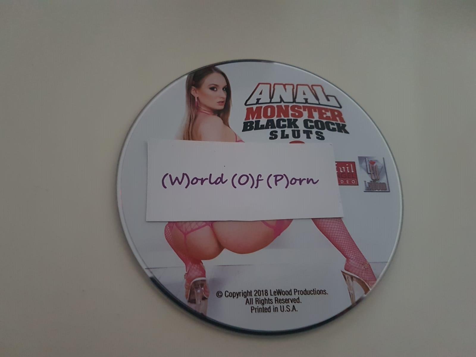 Anal Monster Black Cock Sluts 3 XXX DVDRip x264-WOP