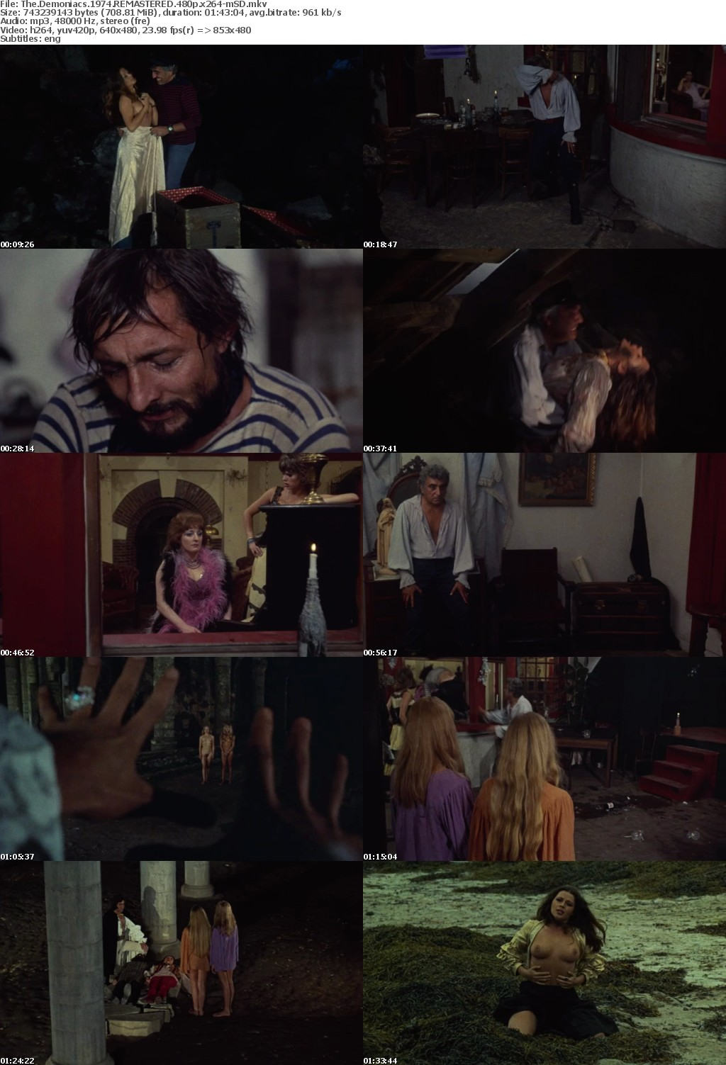 The Demoniacs 1974 REMASTERED 480p x264-mSD