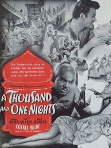 A Thousand and One Nights 1969 1080p BluRay x264-GHOULS