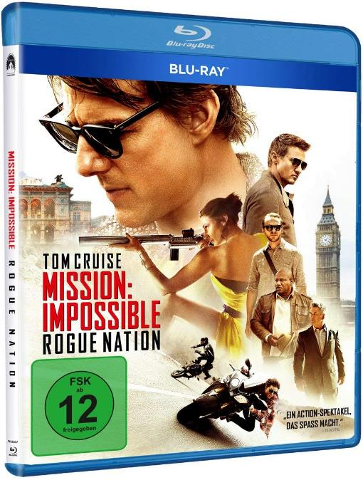 Mission Impossible Rogue Nation (2015) 1080p BluRay Dual Audio [Hindi 5.1+E ...
