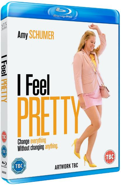 I Feel Pretty (2018) 720p BluRay x264-x0r