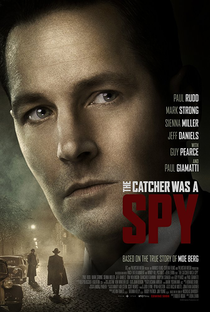 The Catcher Was a Spy (2018) 720p Web-DL x264 AAC ESubs - Downloadhub
