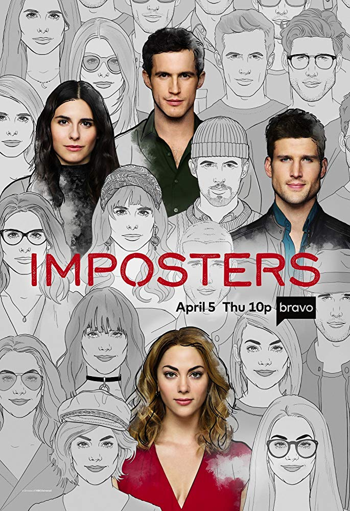 Imposters S02E07 Maid Marian on Her Tip-Toed Feet 720p AMZN WEBRip DDP5 1 x264-NTb