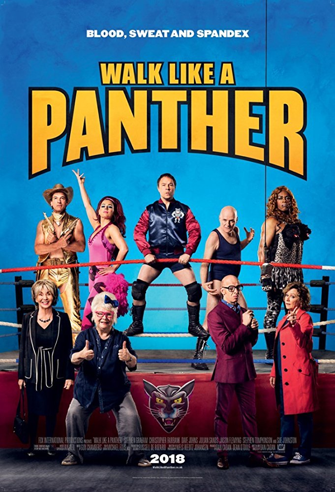 Walk Like a Panther 2018 WEB-DL XviD MP3-FGT