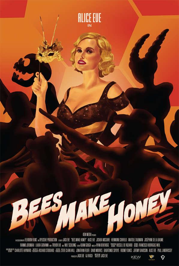 Bees Make Honey 2017 WEB-DL XviD AC3-FGT
