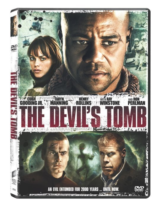 The Devils Tomb 2009 BRRip XviD MP3-XVID