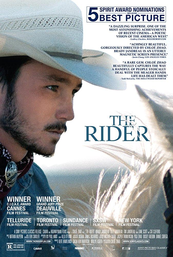 The Rider 2017 HDRip AC3 X264-CMRG