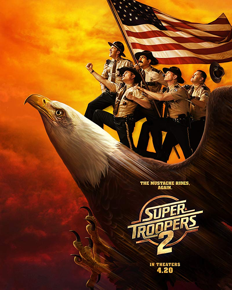 Super Troopers 2 2018 BRRip XviD AC3-XVID