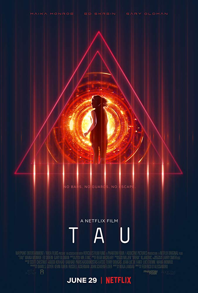TAU (2018) 720p BluRay H264 [Italian+English] Ac3 5.1 Multi Sub-MIRCrew