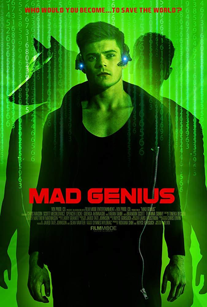Mad Genius (2017) 720p WEB-DL x264 700MB ESubs - MkvHub