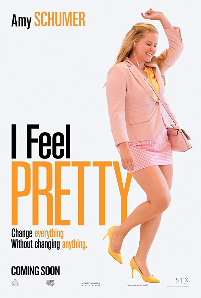 I Feel Pretty 2018 720p BluRay H264 AAC-RARBG