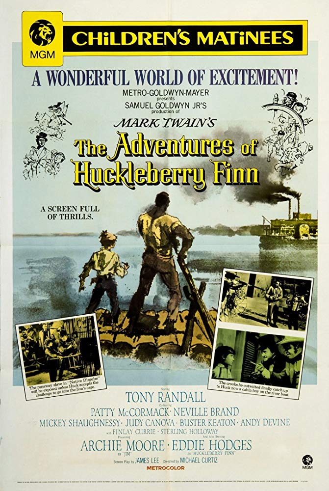 The Adventures of Huckleberry Finn (Adv 1939) Mickey Rooney 720p