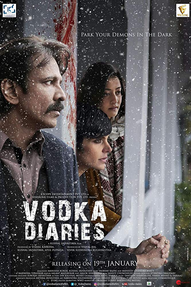 Vodka Diaries (2018) Hindi 720p WEB-HD x264 1.3GB AAC-DLW