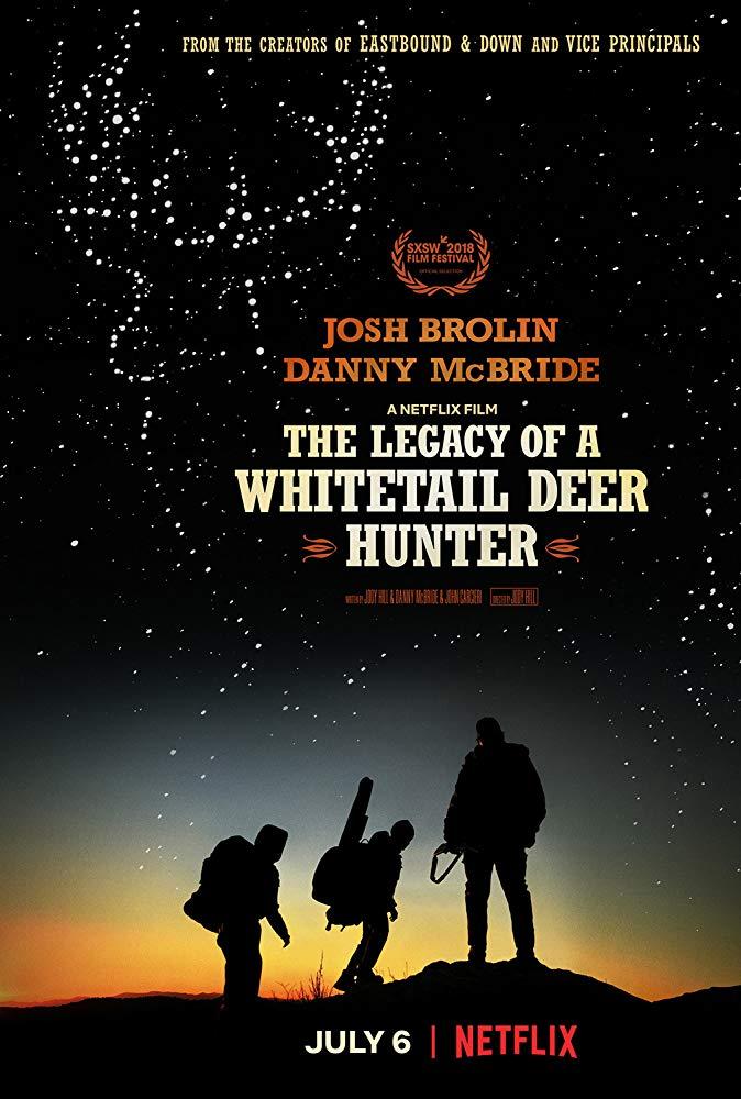 The Legacy of a Whitetail Deer Hunter 2018 HDRip XviD AC3-EVO