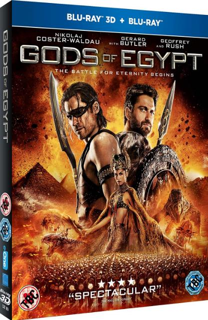 Gods of Egypt (2016) 3D HSBS 1080p BluRay AC3 Remastered-nickarad