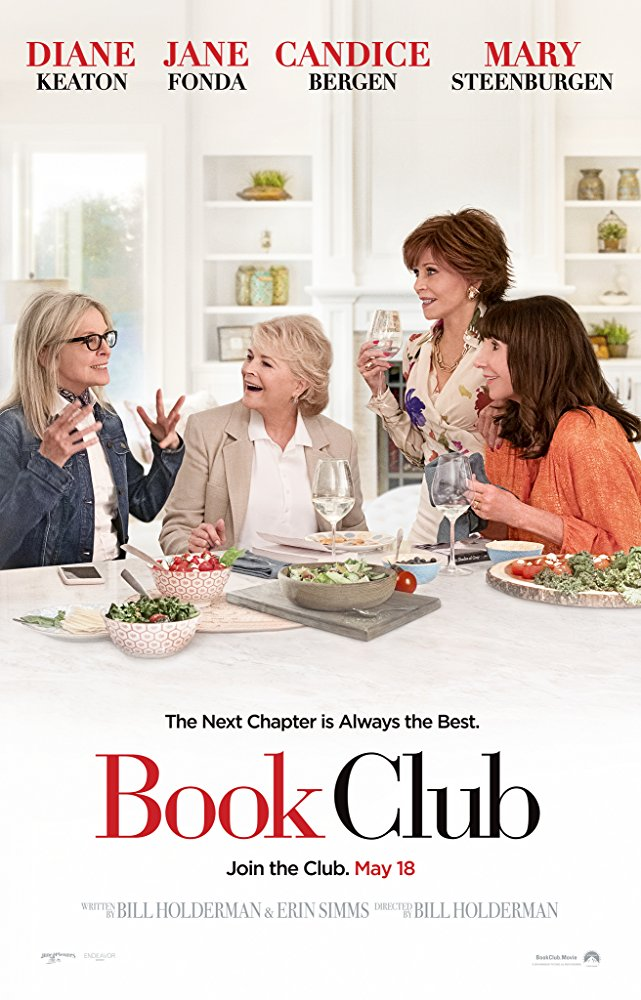 Book Club 2018 Movies HD Cam x264 Clean Audio AAC New Source with Sample