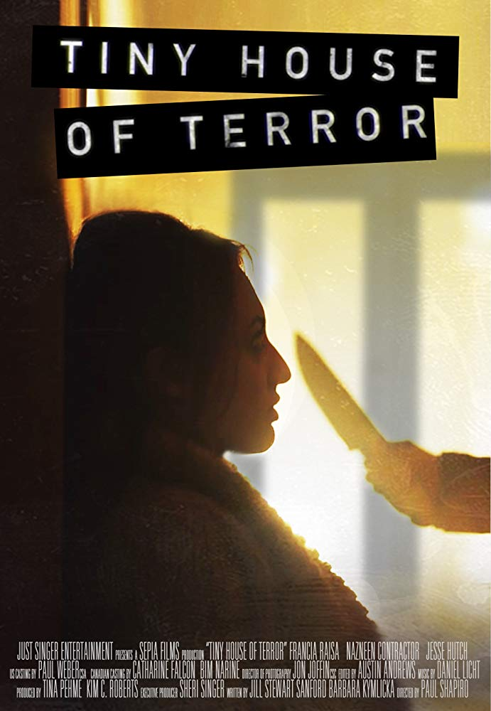 Tiny House of Terror (2017) HDRip AC3 X264-CMRG