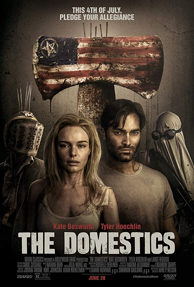 The Domestics 2018 720p AMZN WEB-DL AAC With Sample LLG