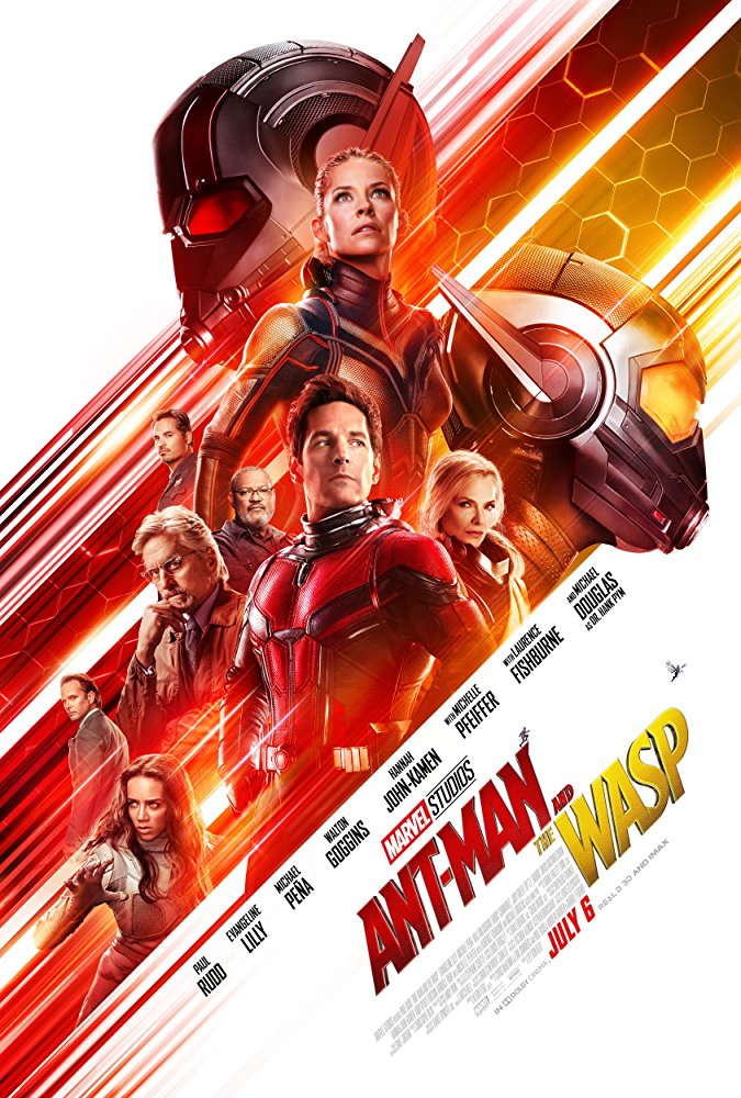 Ant-Man and the Wasp 2018 CAMRip X264 Clean ENG Audio LLG
