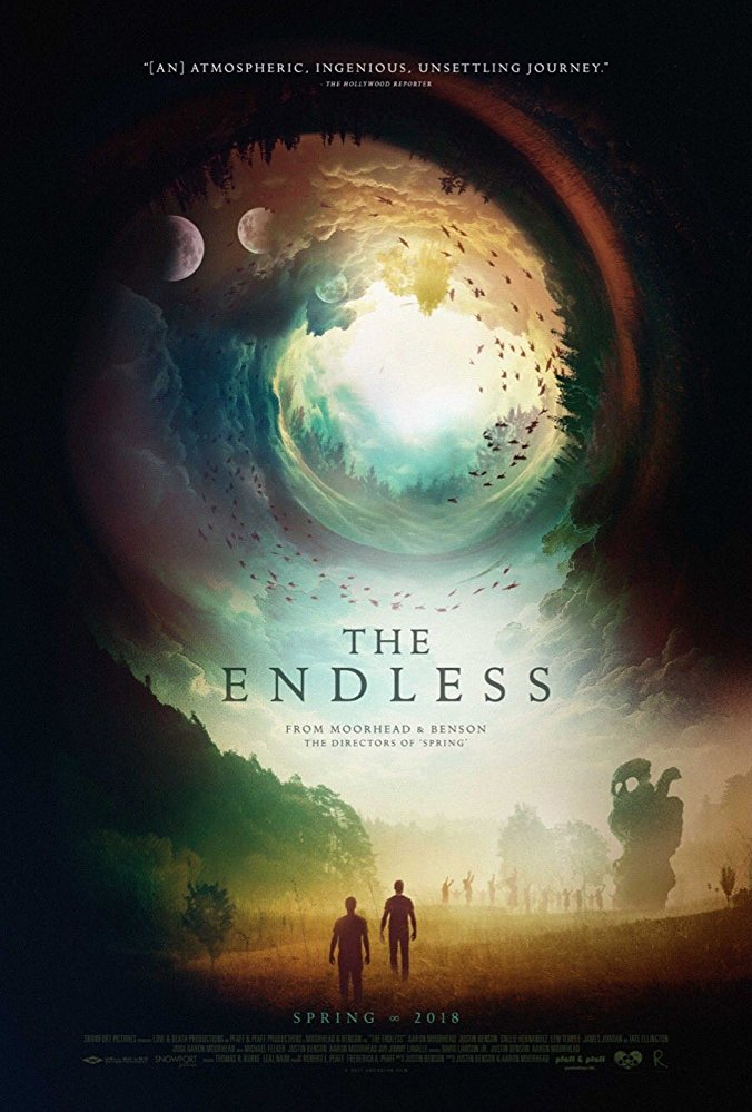 The Endless 2017 BDRip XviD AC3-EVO