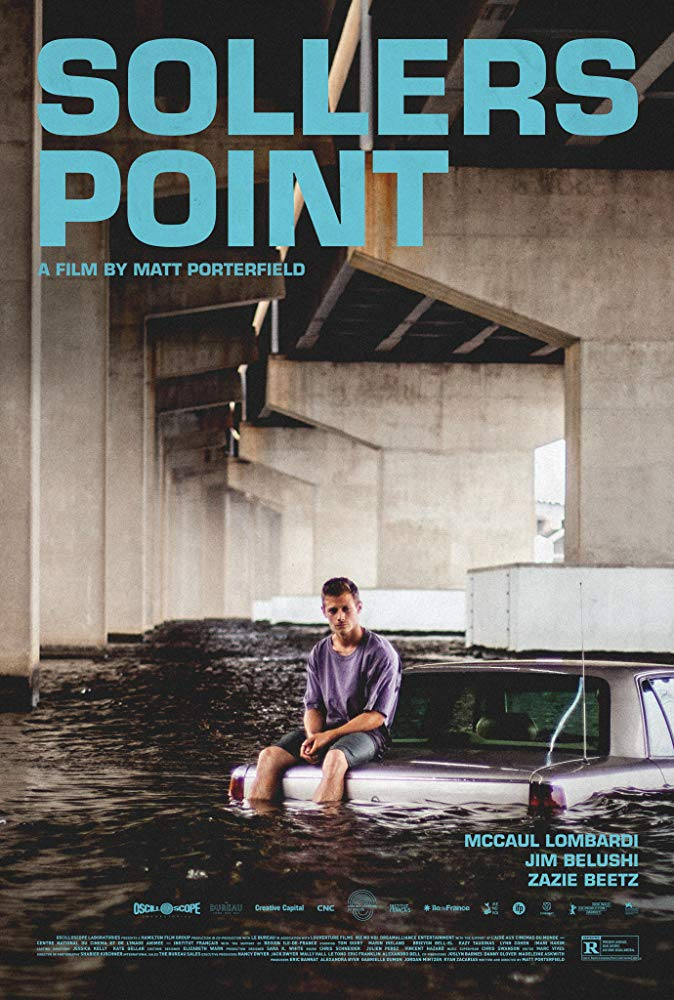 Sollers Point (2018) HDRip XviD AC3-EVO