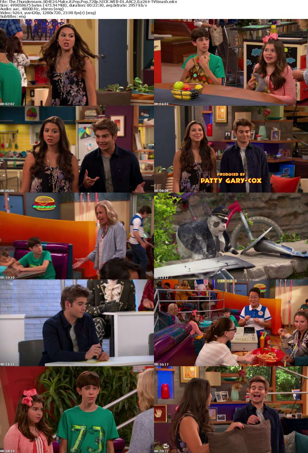 The Thundermans S04E24 Make it Pop Pop 720p NICK WEB-DL AAC2 0 x264-TVSmash