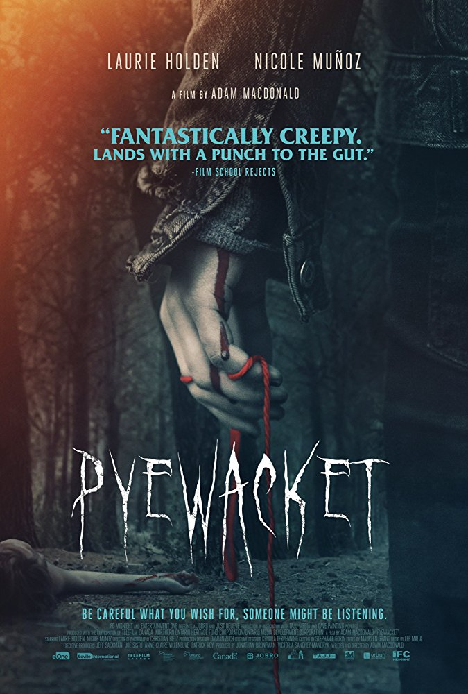 Pyewacket 2017 720p BRRip 650 MB - iExTV