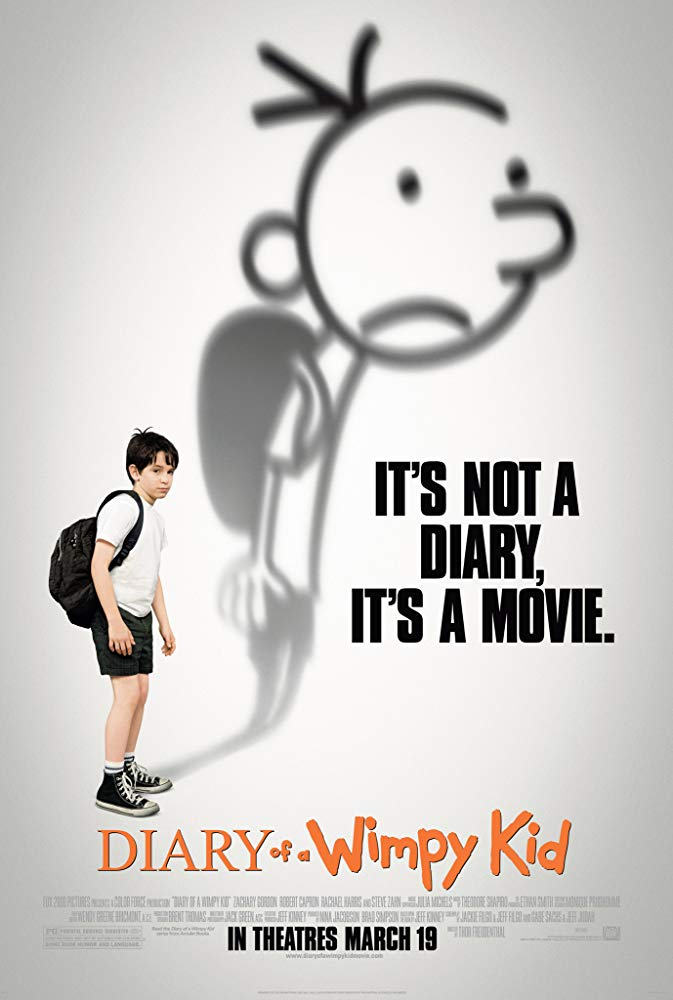 Diary Of A Wimpy Kid 2010 BRRip XviD MP3-XVID
