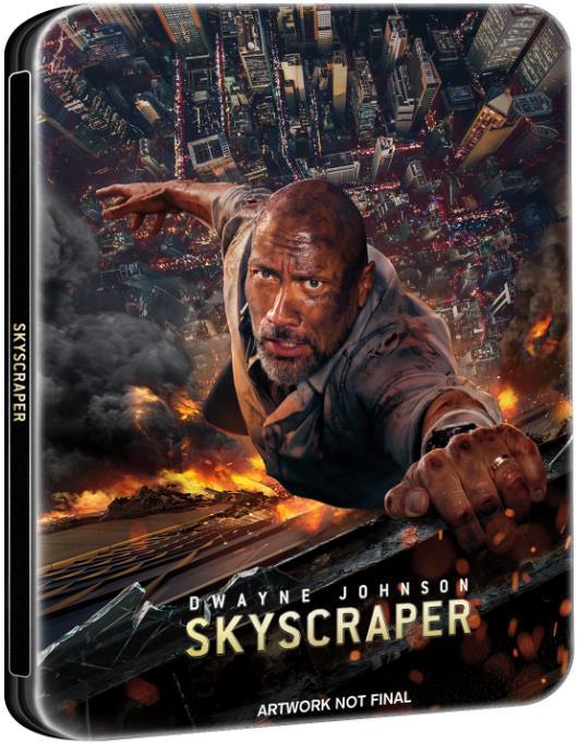 Skyscraper (2018) 720p HDCAM 1XBET