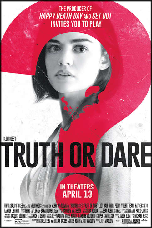 Truth or Dare 2018 1080p BluRay x264 DTS MW