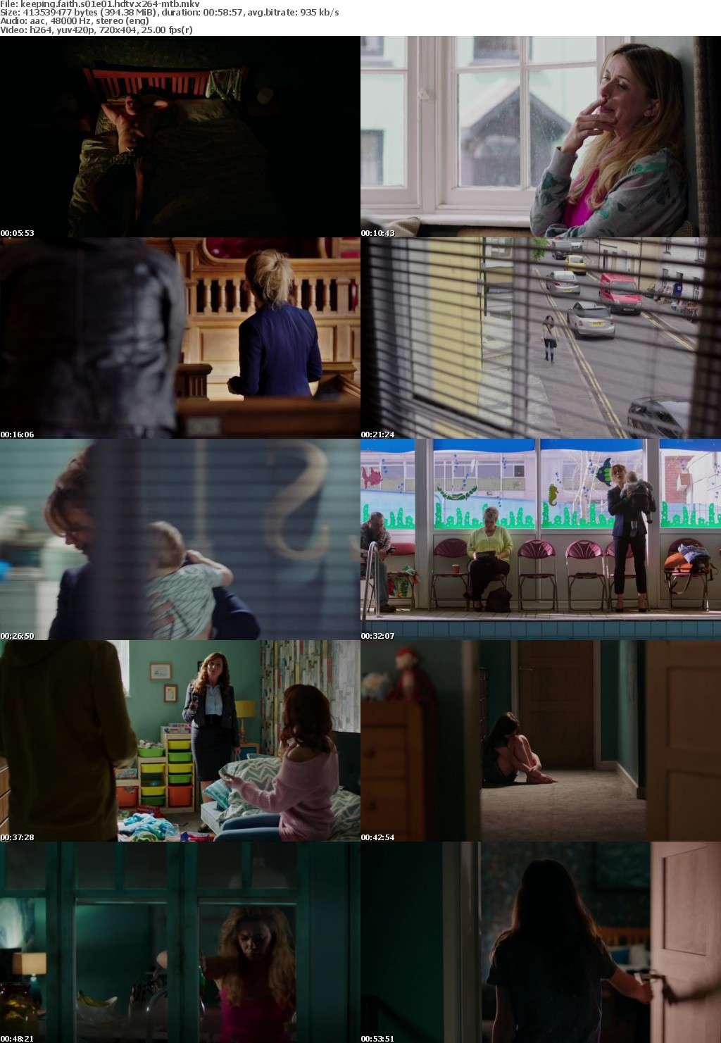 Keeping Faith S01E01 HDTV x264-MTB