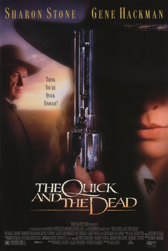 The Quick and the Dead 1995 BRRip XviD MP3-XVID