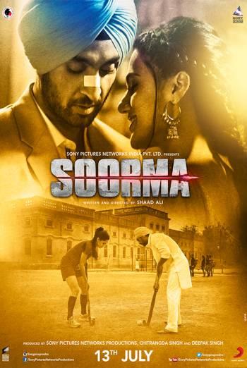 Soorma (2018) Hindi Pre-CAMRip 700MB x264-DLW