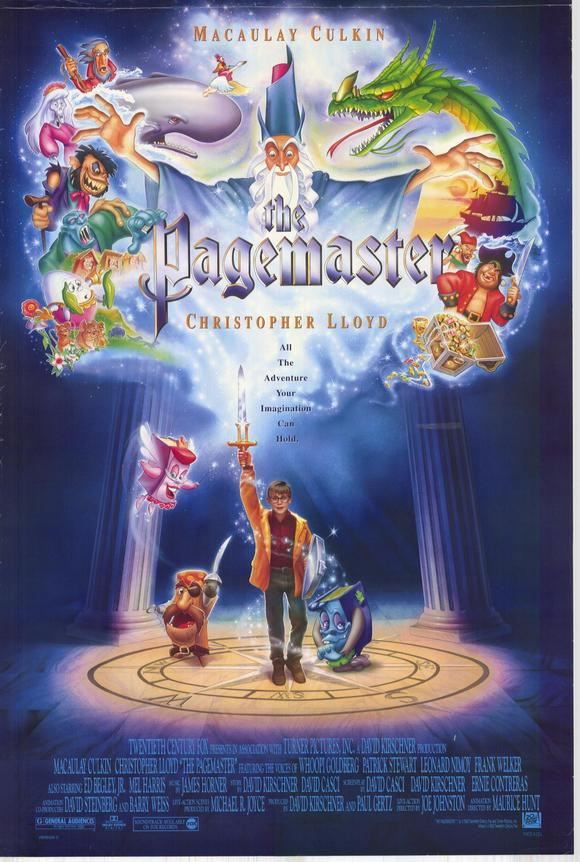 The Pagemaster 1994 1080p BluRay H264 AAC-RARBG