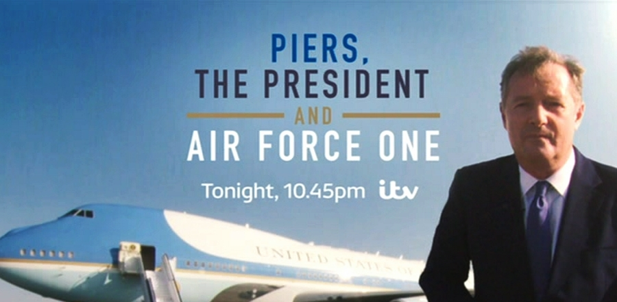 Piers The President And Air Force One 2018 720p HDTV x264-PLUTONiUM