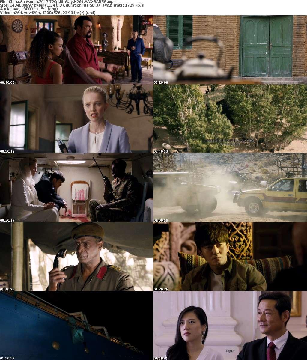 China Salesman (2017) 720p BluRay H264 AAC-RARBG